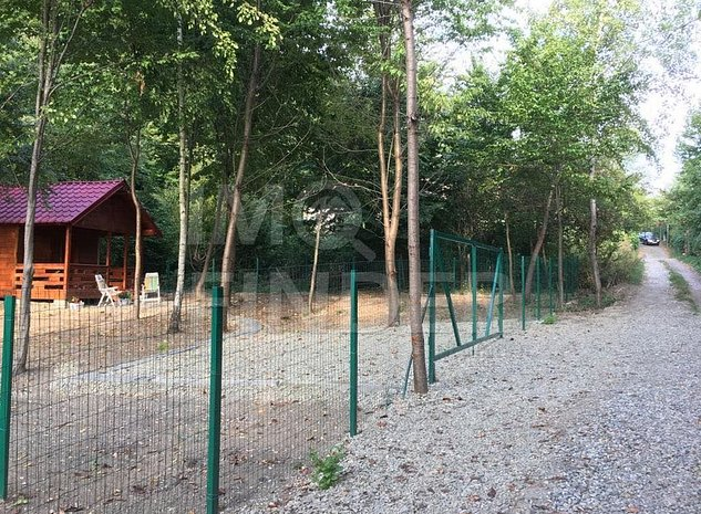 Vanzare teren 500 mp, Faget, zona Vila Tusa - imaginea 1