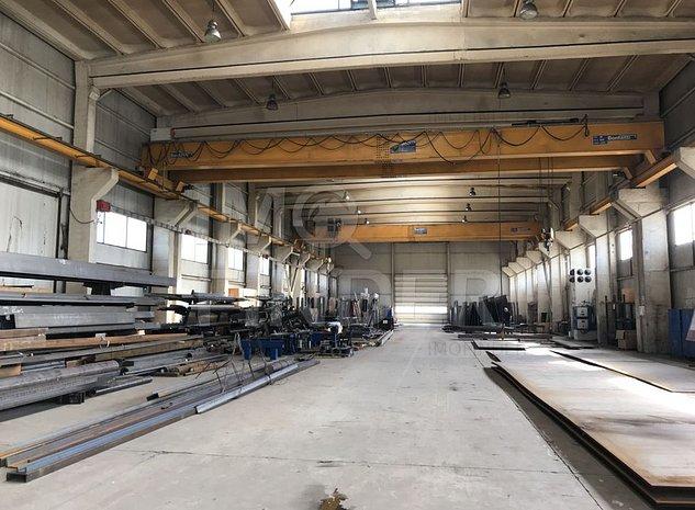 Vanzare hala industriala, birouri, 10000 teren,Cluj Napoca - imaginea 1