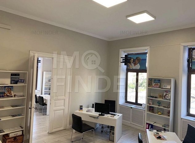 Vanzare apartament, birou, 2 camere, 75 mp, zona Eroilor - imaginea 1