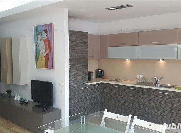 Inchiriere apartament 2 camere North Area Lake View Residences - imaginea 1