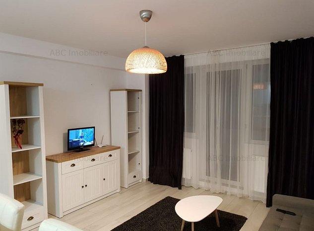 Inchiriez apartament 2 camere MILITARI RESIDENCE - imaginea 1