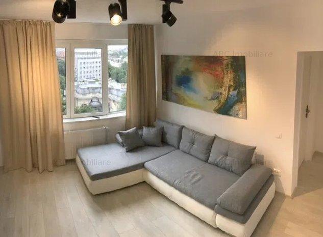 Inchiriere apartament 2 camere Piata Romana - imaginea 1