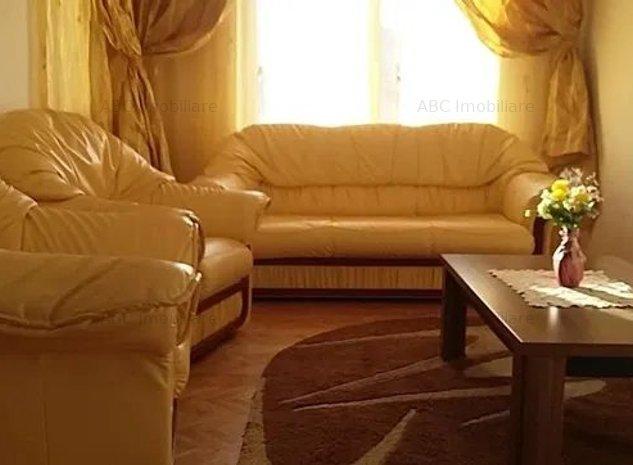 Inchiriere apartament 3 camere Teiul Doamnei - imaginea 1