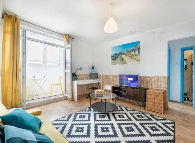Apartament 2 camere Nicolae Balcescu - imaginea 1