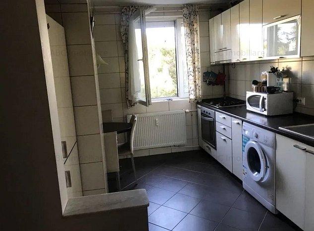 Inchiriere Apartament 3 camere Lux Politehnica - imaginea 1