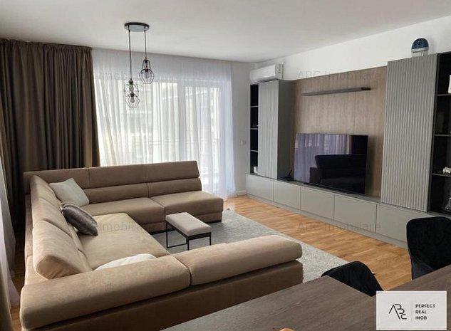 Vanzare apartament 3 camere Luxuria Domenii Residence TVA - imaginea 1