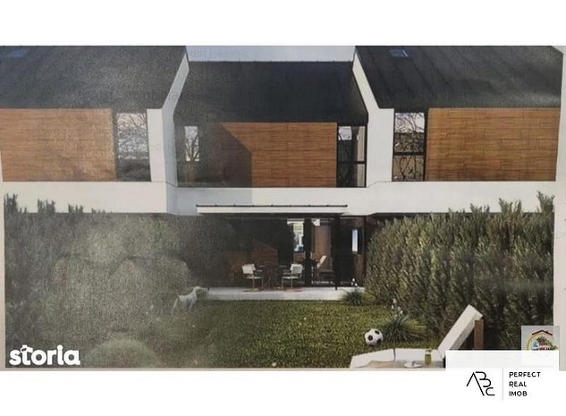 Vila Tip Duplex Bragadiru - imaginea 1