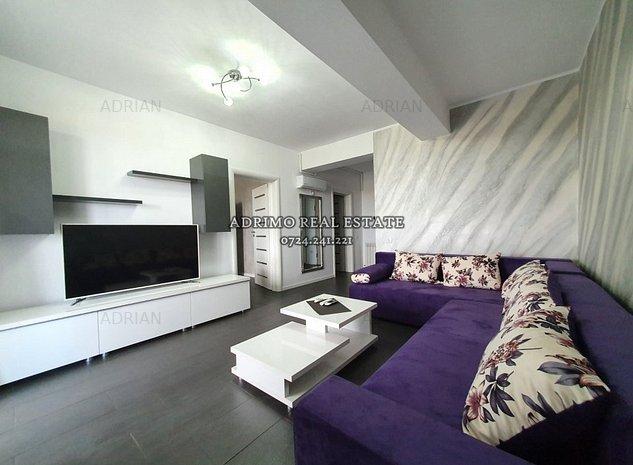 PRIMUL CHIRIAS - Ap2cam -Totul Nou- Priveliste Superba -Parcare! 600 eur - imaginea 1