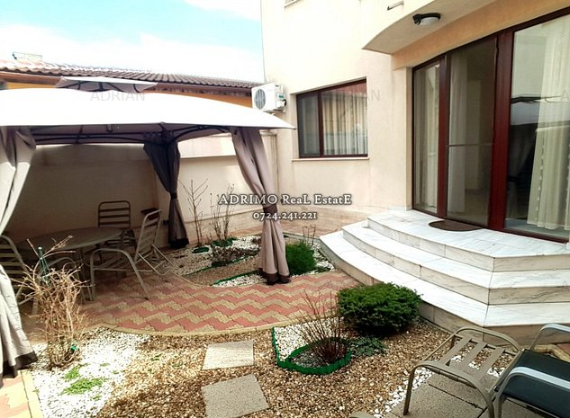 Vila LUX! P+1+M | 5 dormitoare | Curte+Foisor - Pozitie Excelenta! 1500 euro - imaginea 1