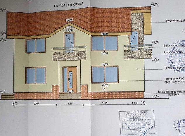 Vila P+1 cu 3 dormitoare - 3 bai - Parcare - la ALB - 165 mii euro - imaginea 1