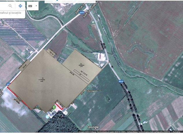 Teren fosta ferma Cosoba - imaginea 1