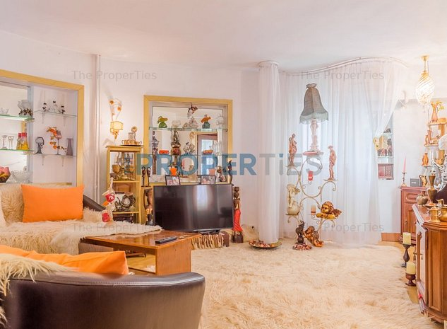 Apartament luminos cu 2 camere si centrala proprie - Margeanului 36 - imaginea 1
