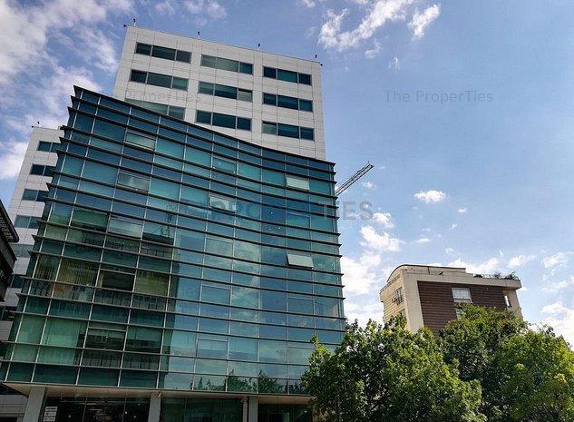 Maria Rosetti Tower - birou de inchiriat in centru - 280 mp - 560 mp - imaginea 1