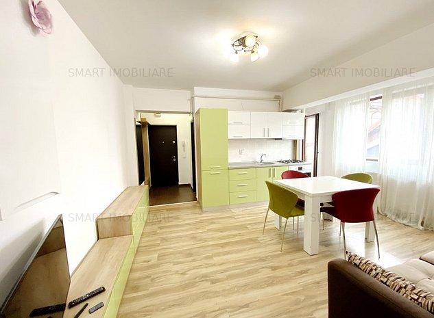 Apartament 2 camere Tatarasi - Piata Chirila – bloc nou – - imaginea 1