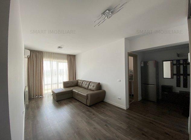 Apartament 2 camere Tudor Vladimirescu - Conest Residence - 380 euro! - imaginea 1