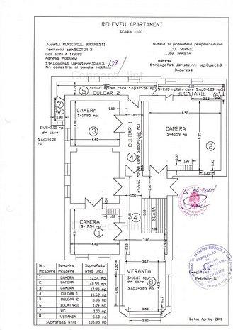 Udriste apartament in Vila stil 140mp  - imaginea 1