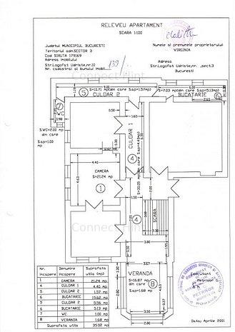 Udriste apartament in Vila stil 140mp  - imaginea 2