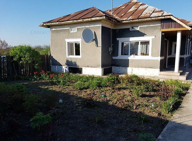 Luica jud. Calarasi NANA Casa cu teren 2700mp livada ACCEPT SCHIMB - imaginea 1