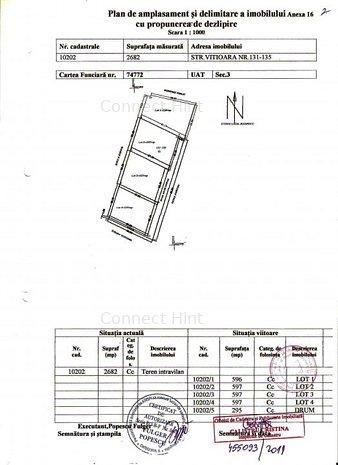 Ozana Pallady str. Vitioara tere liber de costructiil - imaginea 1