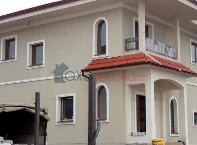 Casa individuala, P+E, 127 mp utili, teren 411 mp, BORHANCI - imaginea 1