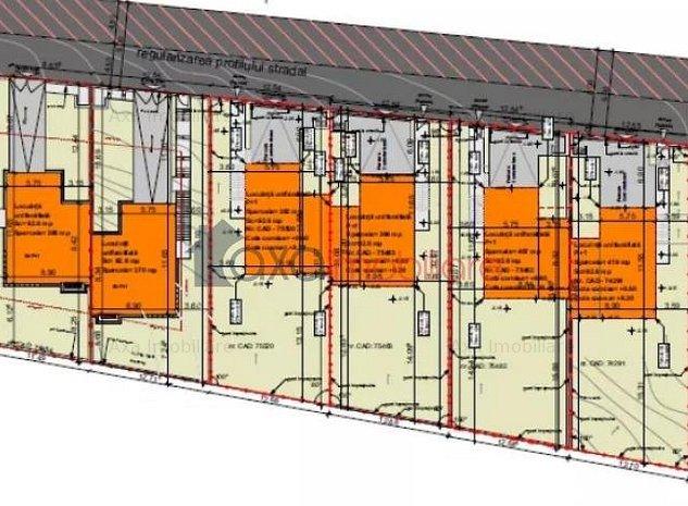 Teren intravilan, zona Metro, ideal pentru investitie - imaginea 1