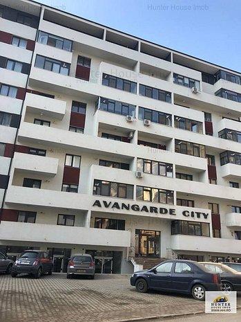 Garsoniera mobilata utilata in zona Militari Residence- Avangarde City - imaginea 1