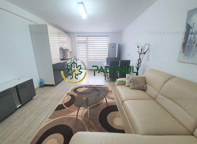 Apartament cu 2 camere Calea Cisnadiei - imaginea 1