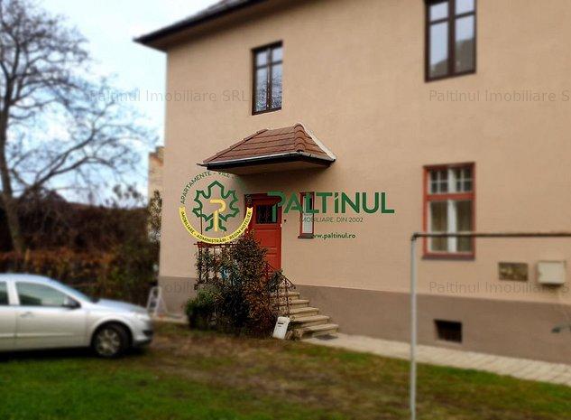 Etajul casei la cateva minute de centrul Sibiului - imaginea 1
