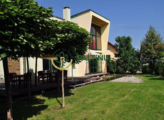 Vila moderna in Cisnadie, la doar 5 km de Sibiu - imaginea 1