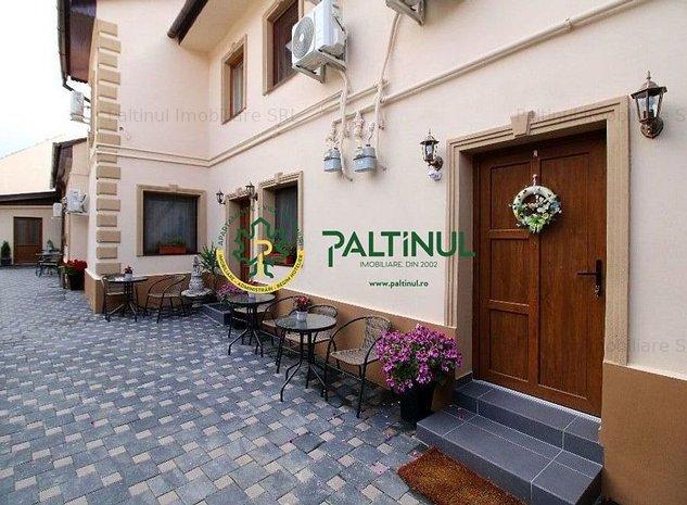 Afacere la cheie in centrul Sibiului - imaginea 1
