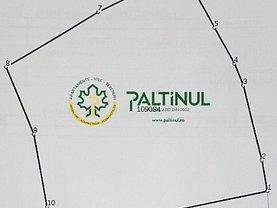 Teren constructii de vânzare, în Saliste, zona Central