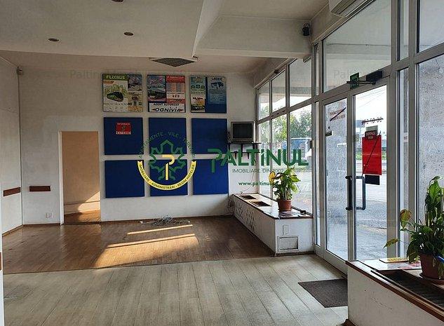 Spatiu comercial cu vitrina zona stadion Sibiu - imaginea 1