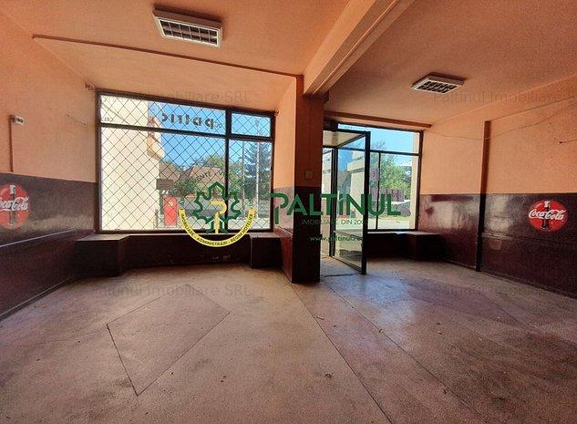 Spatiu comercial, 86 mp, vitrina la strada, Turnisor - imaginea 1