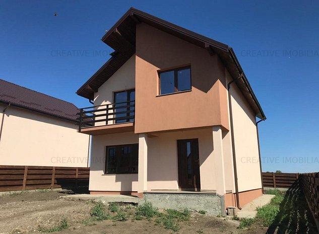 Casa individuala P+E in Valea Lupului (Comision 0%) - imaginea 1