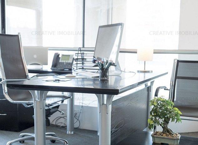 Spatiu de birouri cu  parcare - imaginea 1