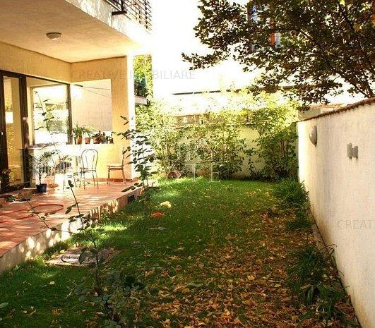 Oportunitate de investitie: Apartament 1 camera, decomandat, plus 20 mp gradina - imaginea 1