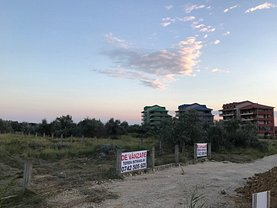 Teren constructii de vânzare, în Mamaia-Sat