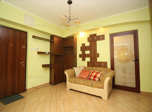 Mutare imediata! Apartament cu 4 camere mobilat, 120mp, zona Ciurchi - imaginea 1