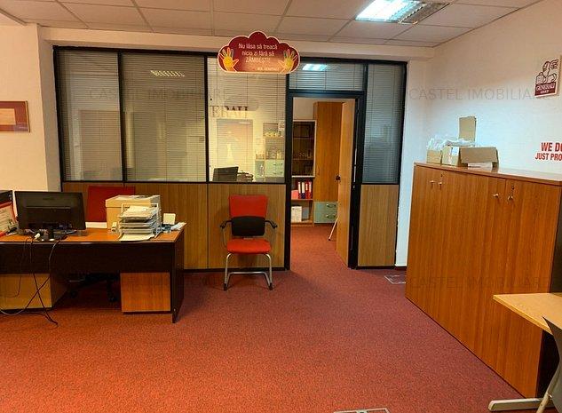 Etaj in cladire de birouri inchiriat cu 1700 E - imaginea 1