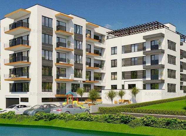 Apartament cu 2 camere Baneasa- Privighetorilor- Comision 0% - imaginea 1
