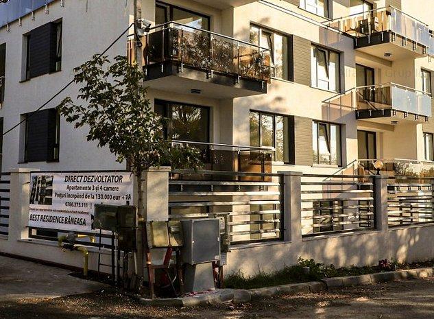PROMOTIE!!! Apartament cu 4 camere Baneasa- Privighetorilor - imaginea 1