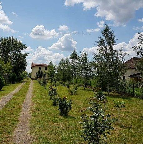Vila domneasca de la Calugareni - imaginea 1
