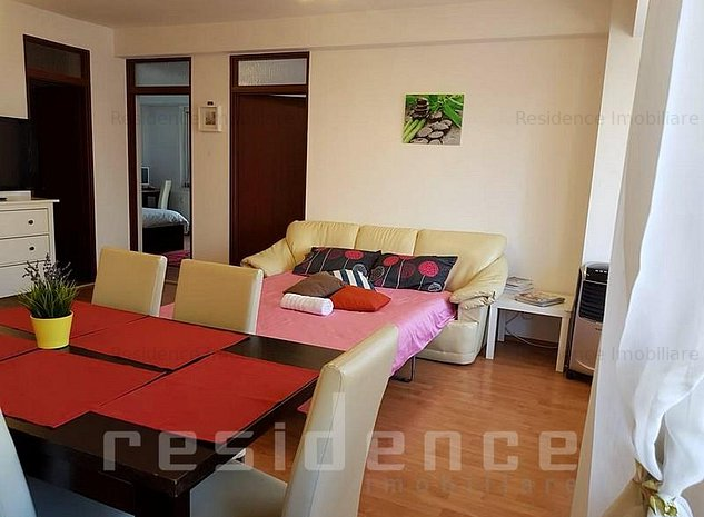 Apartament 3 camere, Imobil nou, Marasti, zona Dorobantilor + Parcare - imaginea 1