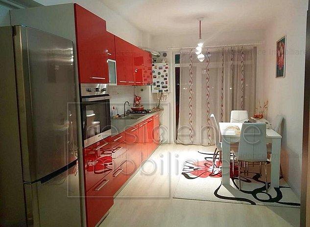 Apartament 3 camere, Iris, zona Auchan+Garaj - imaginea 1