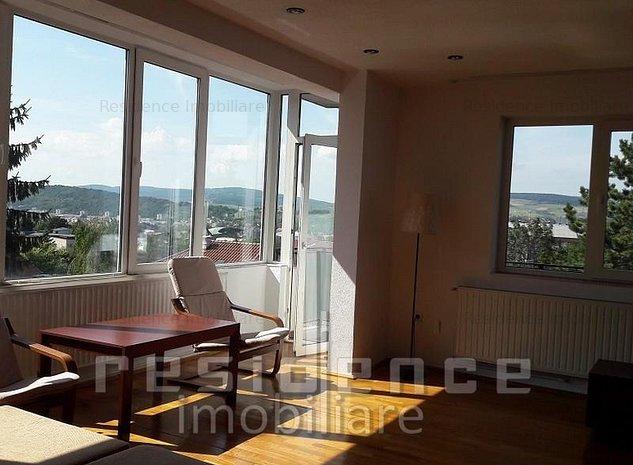 Apartament 4 camere in imobil nou, Zorilor, zona UMF + 3 Parcari - imaginea 1