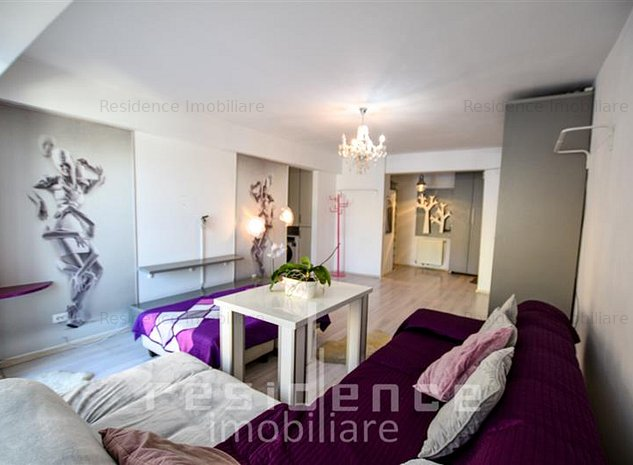 Apartament 2 camere, Imobil Nou, Dambul Rotund, zona Petrom + Garaj - imaginea 1