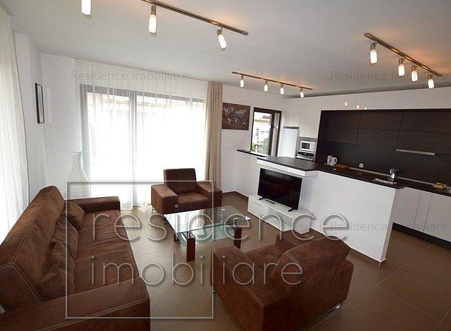 Garaj! Nou! Apartament 3 camere, Semicentral, zona Parcul Central - imaginea 1