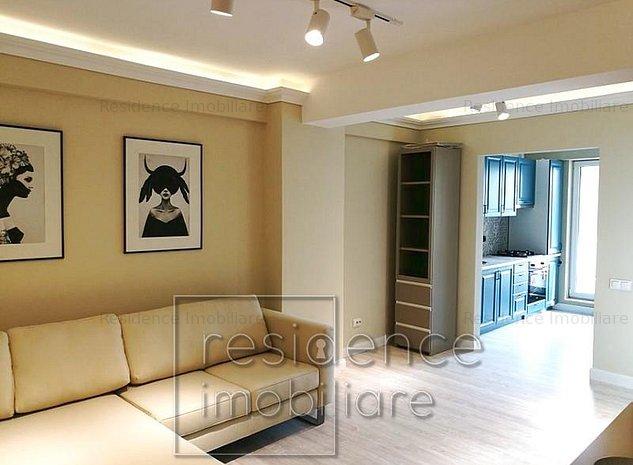 Apartament 2 camere, Imobil Nou, Intre Lacuri, zona Iulius Mall - imaginea 1