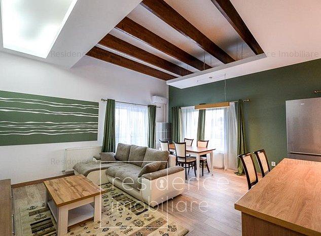 Apartament 3 camere, 2 bai, Gheorgheni, zona Interservisan + Garaj - imaginea 1