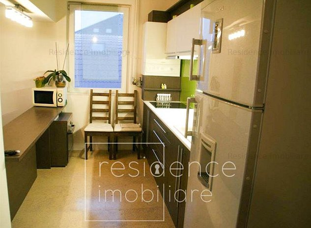 Apartament 3 camere , Andrei Muresanu , zona Grand Hotel + Parcare - imaginea 1